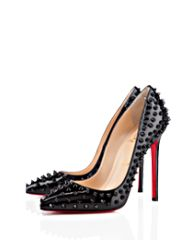 Pigalle Spikes 120mm - Christian Louboutin