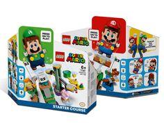 Lego Mario, Lego Super Mario, Snack Recipes, Snacks, New Adventures, Pop Tarts, Packaging, Snack Mix Recipes, Appetizer Recipes