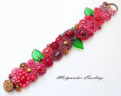raspberry by MotywatorEweliny on Etsy