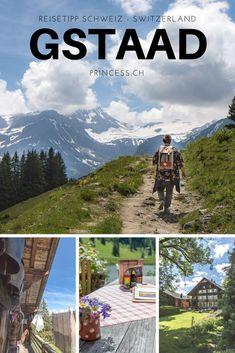 Switzerland Travel: Reise-Tipps für Gstaad, Schweiz Travel Destinations, Travel Tips, Reisen In Europa, All Over The World, Switzerland, Travel Inspiration, Waterfall, Hiking, Explore
