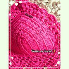Atualizando o blog com s encomendas entregues.   Os croppeds em croche são sucesso garantido!!   Pra quem faz e pra quem us...