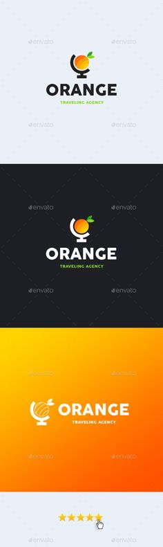 Orange Travel  - Logo Design Template Vector #logotype Download it here: http://graphicriver.net/item/orange-travel-logo-template/12586843?s_rank=1549?ref=nexion