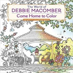 11 Adult Coloring Books To Relax With This Spring