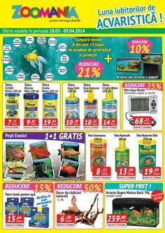 Catalog Zoomania oferta valabila in perioada 10 Martie - 09 Aprilie 2014!   #zoomania #zoomaniaromania #catalogfoodanimals Bar, Catalog, Aqua, Comic Books, Zootopia, Water, Brochures, Cartoons, Comics