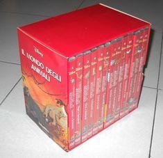 Box 13 Dvd IL MONDO DEGLI ANIMALI Walt Disney Collezione LA REPUBBLICA | Film e DVD, DVD e Blu-ray | eBay!