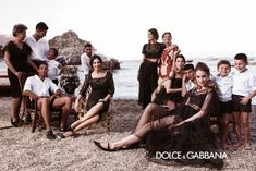 Dolce & Gabbana 2013. Fashion through the streets of Sicily