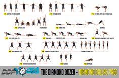 DDP Diamond Dozen