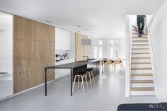 Interieurfotografie ruime loft