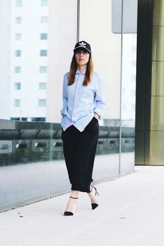 #cap #fashionblogger #fblogger #mode #ootd #ledressingapaillettes #blog #trend #spring #summer #adidas #zara #hm #girl #france #streetstyle #lookbook #jupeculotte