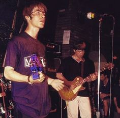 1994 by For Oasis Liam Gallagher Noel Gallagher, Rock N Roll, Oasis Music, Liam And Noel, Jarvis Cocker, Band Photography, Britpop, Indie Music, Love Memes
