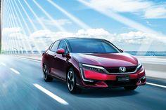 Honda Clarity Fuel Cell 2016 - Honda Clarity Fuel Cell 2016