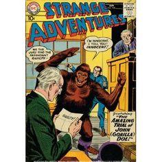 DC Comics: The 75th Anniversary Poster Book $30