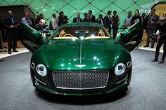 Bentley EXP 10 : sublime concept hybride présenté à Genève