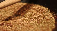 Za'atar - Middle Eastern Spice Mixture Caraway Seeds, Fennel Seeds, Spice Blends, Spice Mixes, Chilli Jam, Seed Bread, Eastern Cuisine, Toasted Sesame Seeds, Creamy Cheese