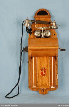 DigitaltMuseum - Telefon Museum, Museums
