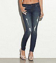 Suzette Super-Skinny Jeans #DenimGuide
