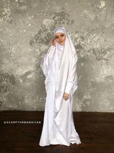 Plus size white silk khimar , muslim jilbab dress, elegant Burqa, Wedding Abaya, traditional hijab, Elegant hijab, Long burqa Wedding Abaya, Disney Wedding Dresses, Pakistani Wedding Dresses, Dress Wedding, Street Hijab Fashion, Muslim Fashion, Hijab Dress, Kimono Dress, Formal Evening Dresses