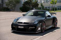 Techart Porsche 997