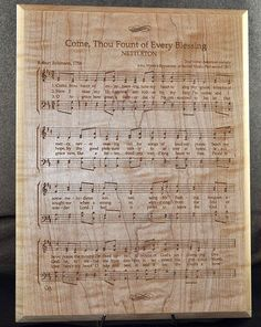 """One of my most favorite hymns and the theme music for the """"Love Comes Softly"""" movie series."""