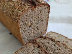 Whole Wheat Maple Oatmeal Bread Recipe Bread Machine Recipes, Bread Recipes, Paleo Recipes, Oatmeal Bread Recipe, Sans Gluten Sans Lactose, Seed Bread, Psyllium, Pumpkin Bread, Food Network Recipes