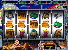 Ігрові автомати грати Алькатрас