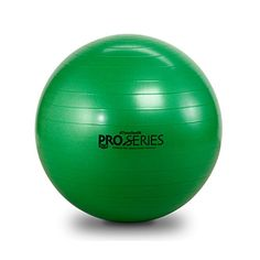 TheraBand Exercise and Stability Ball for Improved Posture Balance Core Fitness Coordination Rehab Burst Resistant Pro Series SCP Slow Deflate Anti Burst Abdominal Exercise Equipment Ball with Pump Green 65cm Diameter *** Check out this great product. (Note:Amazon affiliate link)
