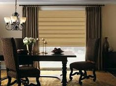 Make a Comfort Zone with RV Window Shades and RV Windshield Shades: Rv Roman Shades ~ flohomedesign.com RV Accessories Inspiration
