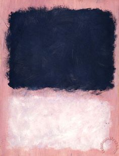 Mark Rothko Untitled 1967