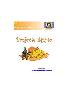 Fichas descargables e imprimibles para trabajar Egipto en educación infantil, educación primaria o con alumnos de educación especial. Trabajan contenidos de hi…