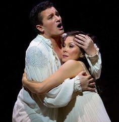 Hei-Kyung Hong | Piotr Beczala (Roméo) et Hei-Kyung Hong (Juliette) dans Roméo et ...