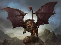 Meneer Doorn is één van de onderlingen van Luke Castellan. Hij is een Manticore. Een Manticore is een mytisch wezen. Het is een leeuw met een lange staart vol stekels die hij ieder moment kan afvuren.