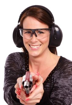Where to Begin As a New Woman Shooter - understanding why's, laws, and how-to's