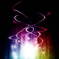 Glowing Lights by ~MaryQueenWolf on deviantART
