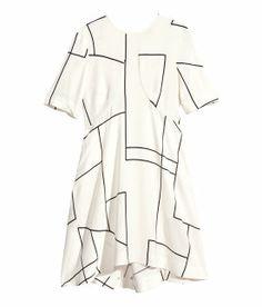 Mujer | Vestidos | Vestidos cortos | H&M MX