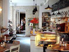 Café Krone Oderberger Straße - Prenzlauerberg