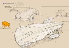 Проект Jan Marco Kaupa —Opel Rise - Cardesign.ru - Главный ресурс о транспортном дизайне. Дизайн авто. Портфолио. Фотогалерея. Проекты. Дизайнерский форум.