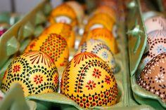 Sorbiache Ostereier / Sorbian easter eggs
