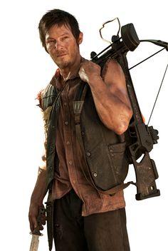 Walking Dead Daryl | Render Films et Séries TV - Renders The Walking Dead Daryl