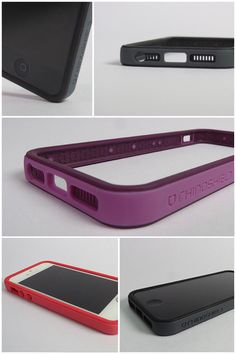 E-Ink Phone Cases : e-ink phone