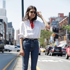 The 35 best staples images on pinterest white shirts woman 18 chic ways to wear your white button down shirt this fall fandeluxe Images