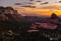 Red Rock Sedona by Dan Sherman on 500px