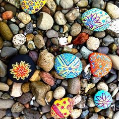 A special kind of rock collection.
