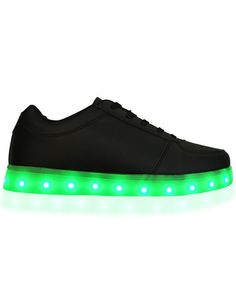 new arrival 564ef eac16 Electric Shoes - All Black Bright Shoes, Light Up Shoes, All Black, Electric