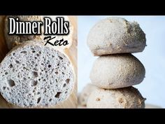 Low Carb Rolls | Easy Keto Side Dish!