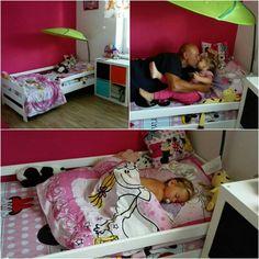 Tatínek umí udělat radost :-) Nasa, Toddler Bed, Furniture, Home Decor, Homemade Home Decor, Home Furnishings, Decoration Home, Arredamento, Interior Decorating