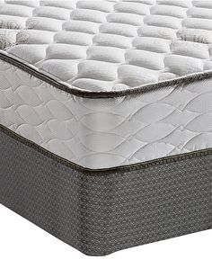 Serta Perfect Sleeper Leisure Bay Cushion Firm Tight Top Full Mattress Set - Full Mattresses - mattresses - Macy's