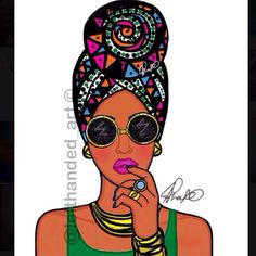 Beautiful artwork by @lefthanded_art