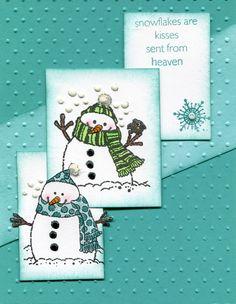 CTMH snowmen