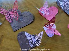 Valentinstag und Bloggeburtstag