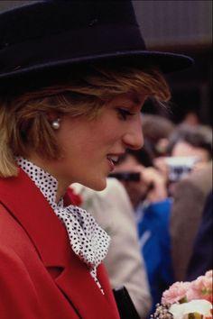 ✔ 536083 Princess Diana In Canada A4 Photo Print | eBay